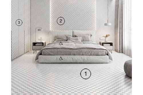 mockup de dormitorio